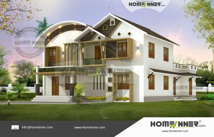 2450 sq ft 4 BHK Kerala Homes Plans Low Cost