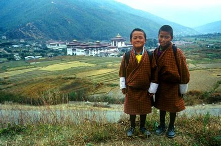 "In 2006 based on a global survey, Bhutan got rated ""the happiest country in Asia"" thanks so its focus on Gross National Happiness deemed more important than Gross National Product!"