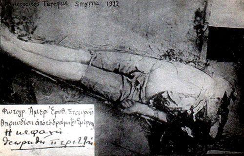 Santeos: Σφαγές της Σμύρνης