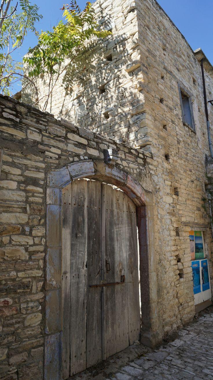 Lefkara village , Cyprus