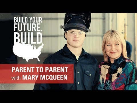 Parent To Parent: Mary McQueen Talks To Parents About The Experience Of Her  Son Choosing · Career CollegeCollege ReadyCareer EducationSchool ...