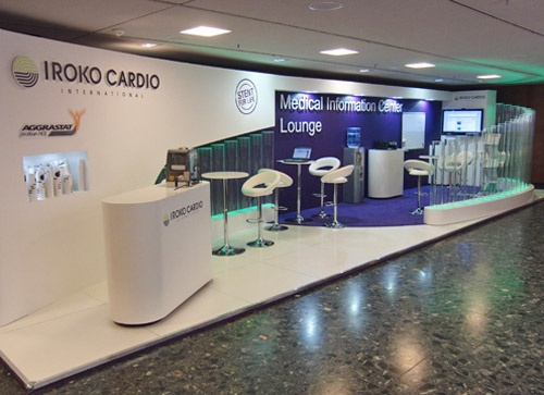 Pharmaceutical Exhibition Stand