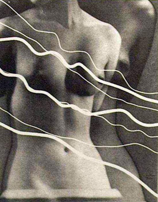 Lee Miller Electricity 1931, by Man Ray. Via theredlist