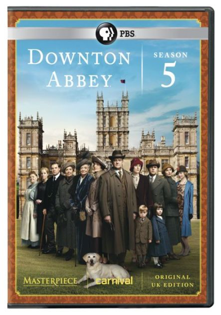 Downton Abbey returns for an epic new season!  The acclaimed ensemble cast, lead by Maggie Smith, Hugh Bonneville, Michelle Dockery, and Elizabeth McGovern, is...