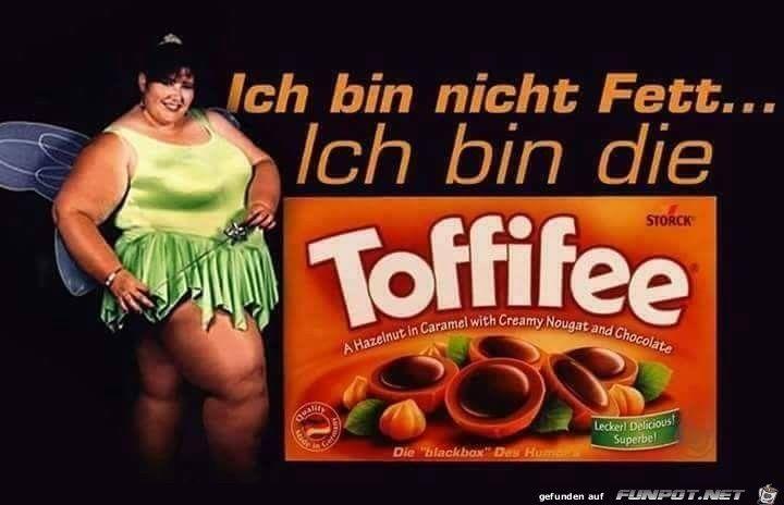 lustiges Bild 'Toffifee.jpg'- Eine von 24593 Dateien in der Kategorie 'witzige Bilder' auf FUNPOT.