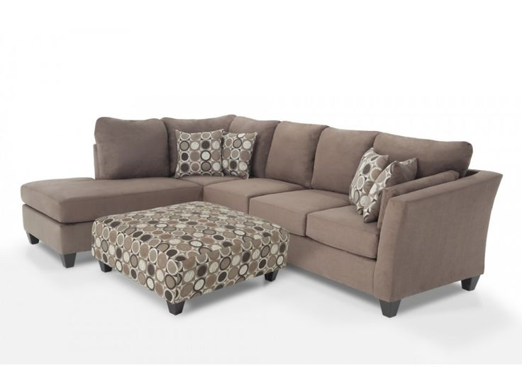 Libre Ii 3 Piece Right Arm Facing Sectional Sectional