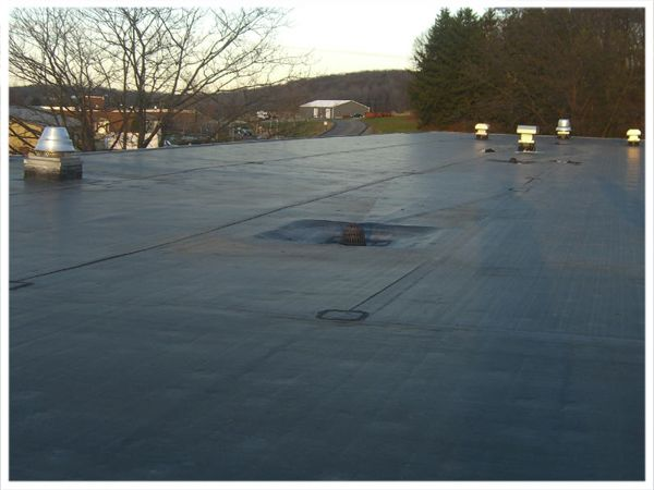EPDM Roofing Materials Are Best To Repair Roof Leaks And Damages