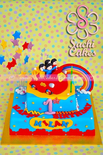 53 Best Wiggles Party Images On Pinterest Petit Fours