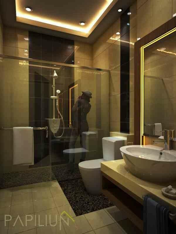 Minimalis Bathroom