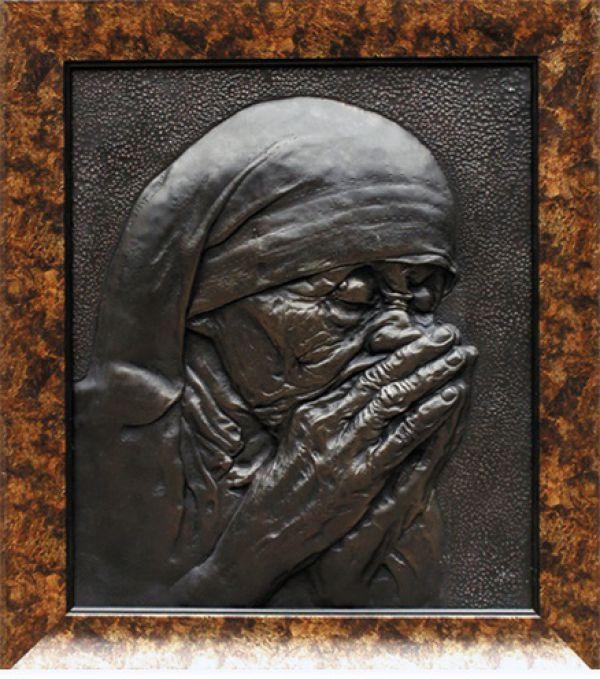 Copper Portrait Sculptures Commission Or Bespoke Or