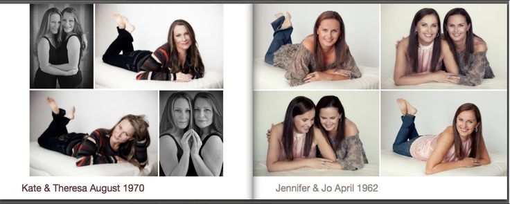 Adding Glamour into the Twins Book Love these ladies x www.zedphotography.com.au