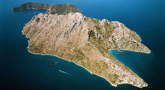 Nafsika Island - Greece, Europe