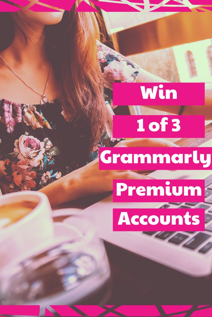 Never pay for Grammarly Premium again! >> You'll save 30