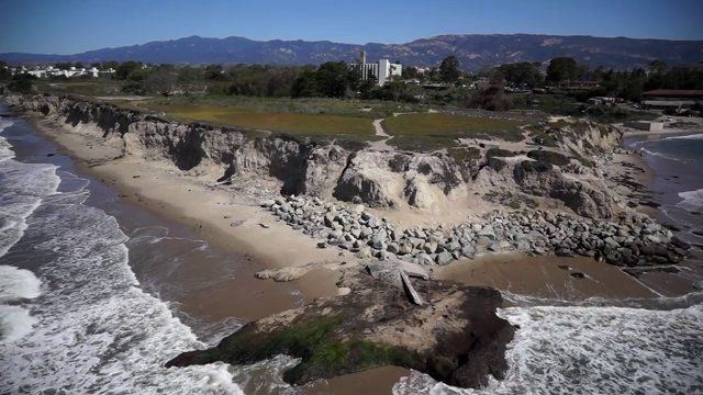You may have seen the UC Santa Barbara campus, but you've never seen it like this. Enjoy this bird's-eye view of UCSB.
