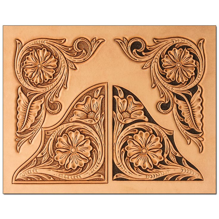 These beautifully detailed patterns offer lots of