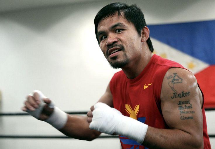 Manny Pacquiao Muestra Su Descontento Con La Organización Mundial De Boxeo