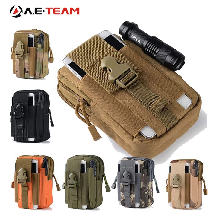 Cheap phone cases, Buy Quality case with zipper directly from China case case Suppliers: Universal Outdoor Sports Military Molle Hip Waist Belt Bag Wallet Pouch Purse Phone Case with Zipper For Iphone 7 7plus 6S 6Plus