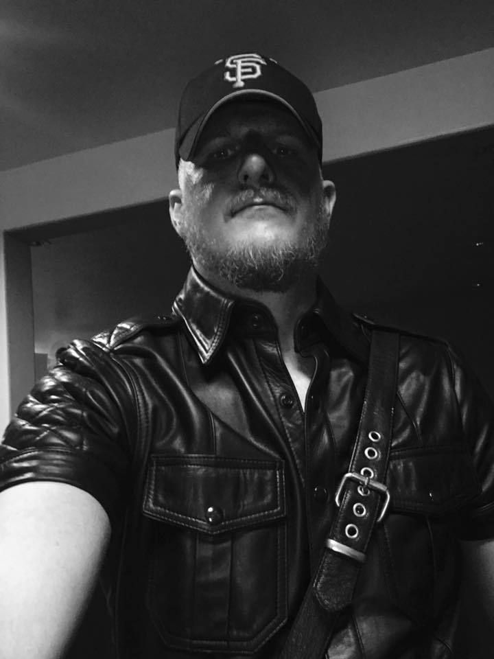 Leather and beards Gay, Leather Men, Kinky, Hot Men, Hot Guys,