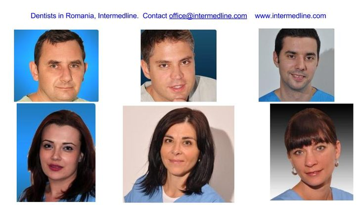 Dental tourism in Romania , with specialized dentists for your treatment abroad.  We provide all types of treatment and surgery.  Visit website and contact today for your dental treatment at office@intermedline.com ; phone: +40 311.073.167/ +40 730.482.672; website:http://www.intermedline.com/dental-clinics-romania/ #dentaltourism #dentaltourisminRomania #dentist #dentistinRomania #dentalclinic #dentalclinicinRomania #dental #dentalinRomania #dentaltravel #dentaltravelinRomania