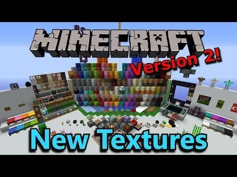 Minecraft New Textures For All Versions 2 Review And Feedback