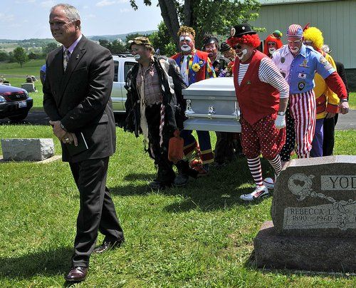 Funeral for a Clown