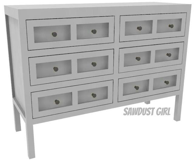 tv console building plans 20 best images on pinterest chest of drawers bedroom