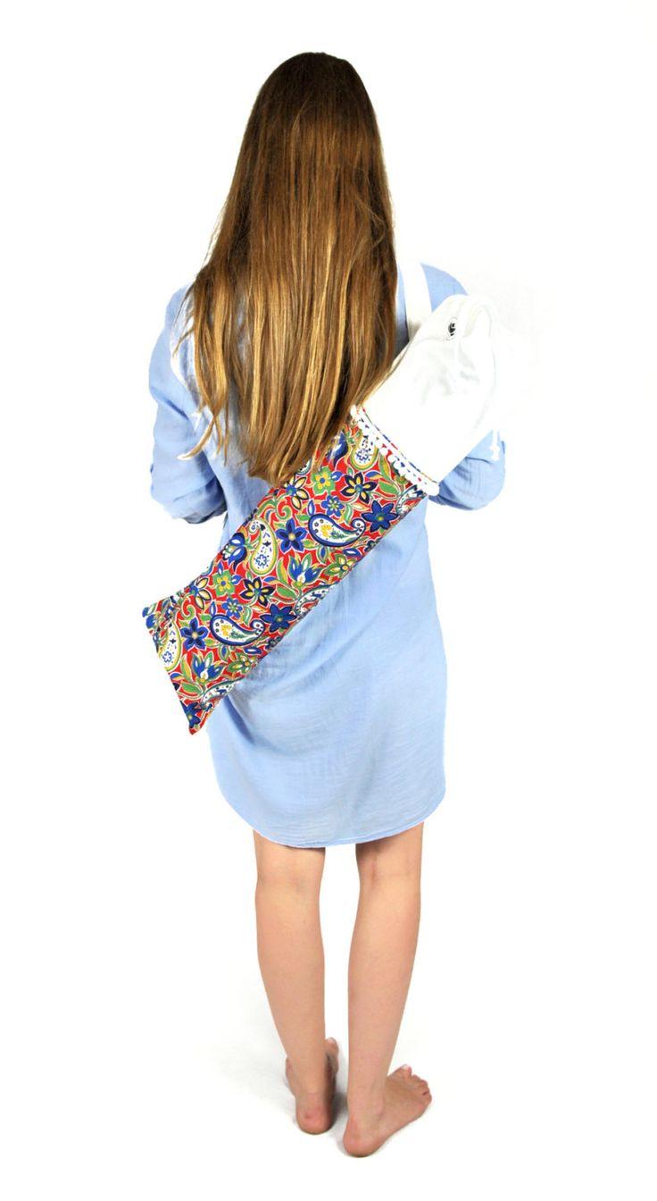 Yoga Mat Bag by StudioNamaste on Etsy