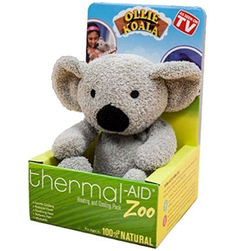 Stuffed Koala Natural Heating Cooling Pack By Thermal Aid