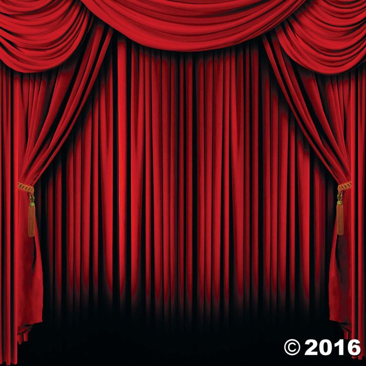 All the world's a stage.. or at least any room can be thanks to this Red Curtain Backdrop Banner! Fun for carnival birthdays, magic shows and more, this ...