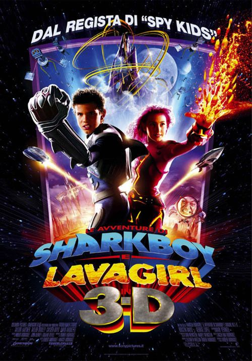 The Adventures of Sharkboy and Lavagirl 2005 full Movie HD Free Download DVDrip