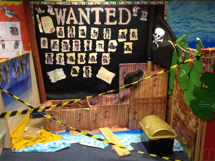 Pirate role play!
