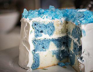 """17 and Baking Bad"" cake"