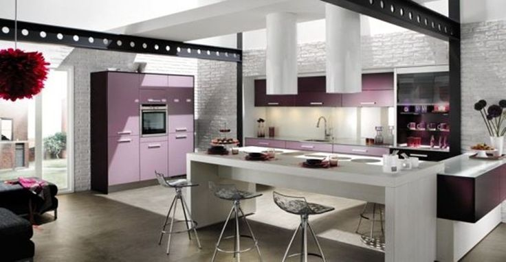 Kitchen:Best Ultra Modern Kitchen Designs Ideas In 2014 That Will Rock Your Cooking World Maddyruns Top Beautiful Contemporary Kitchenette I...