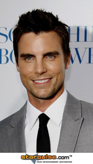 Colin Egglesfield....Christian Gray???