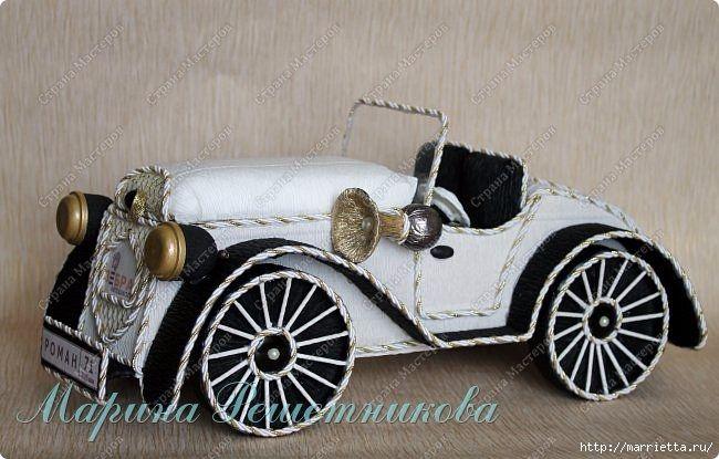 Ретро автомобиль из картона. Мастер-класс (85) (650x415, 171Kb)