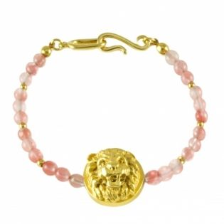 Lion Bracelet by Bill Skinner is to be added to wishwant.co.uk gift book for a girl who appreciates unique designs.