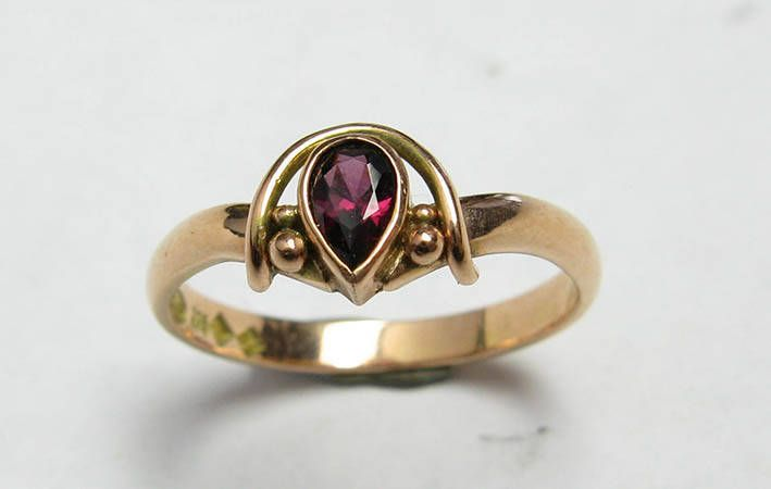 Makers Lane :: Tourmaline Ring Custom Made, Bespoke jewellery  made in Australia.
