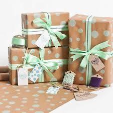 Výsledek obrázku pro balení dárků inspirace