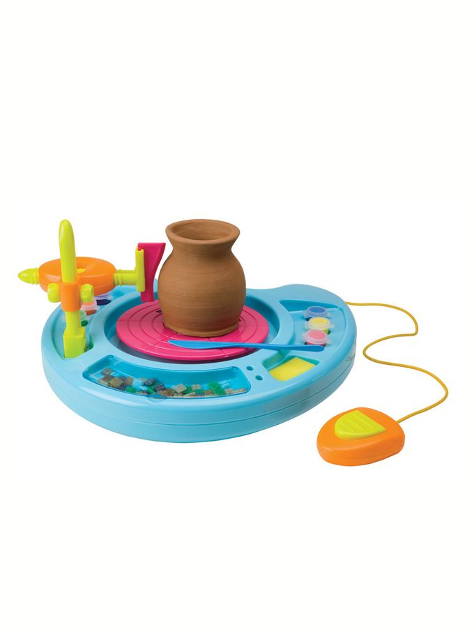 Pottery Wheel Set from Alex Toys: Up to 60% Off on Gilt