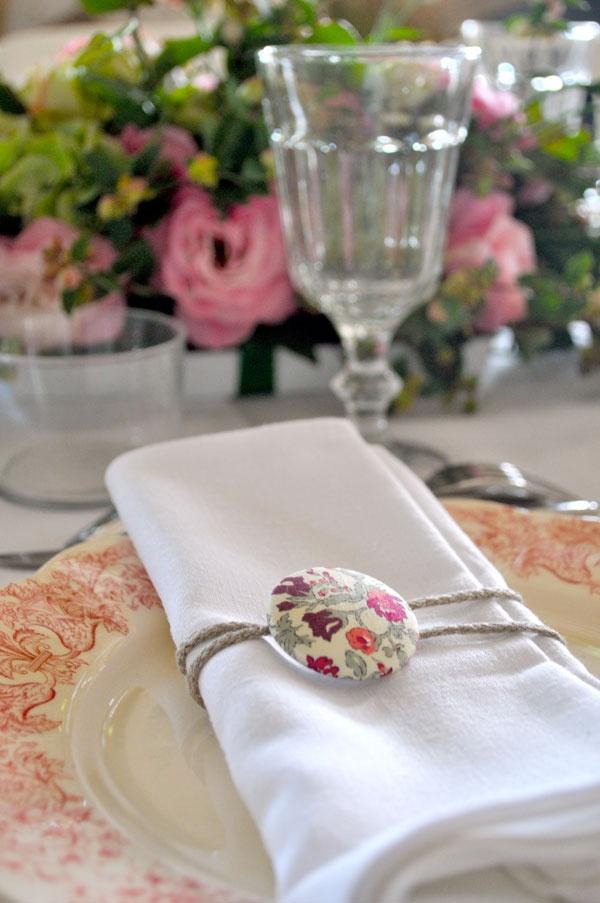 103 best ronds de serviette marque places images on pinterest napkins napkin rings and communion - Decoration serviette de table ...