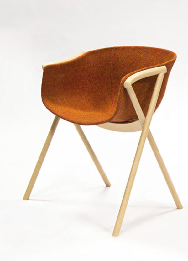 Bai Chair by Ander Lizaso