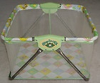 Vintage 1983 1984 Cabbage Patch Kids Doll Playpen Play Pen CPK Toy