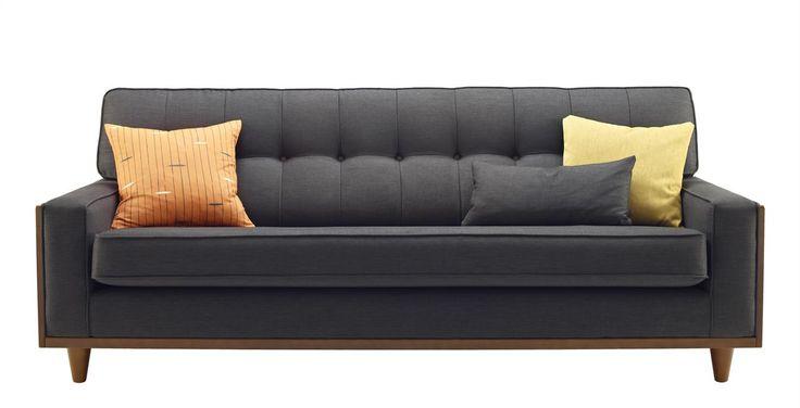 Gplan 59 series Three-seater sofa