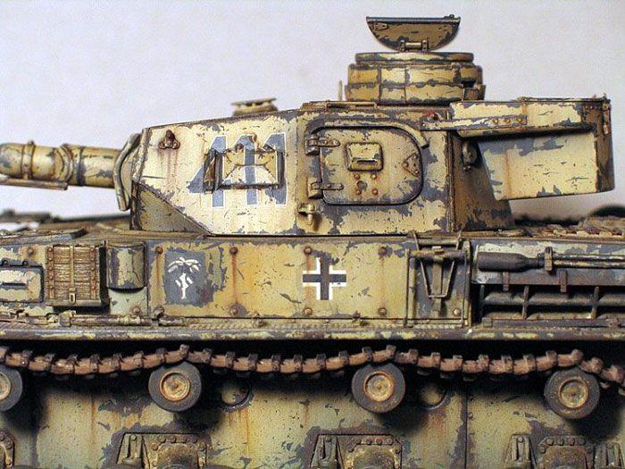 Panzer IV Ausf. E by Sergiusz Peczek (Dragon 1/35)
