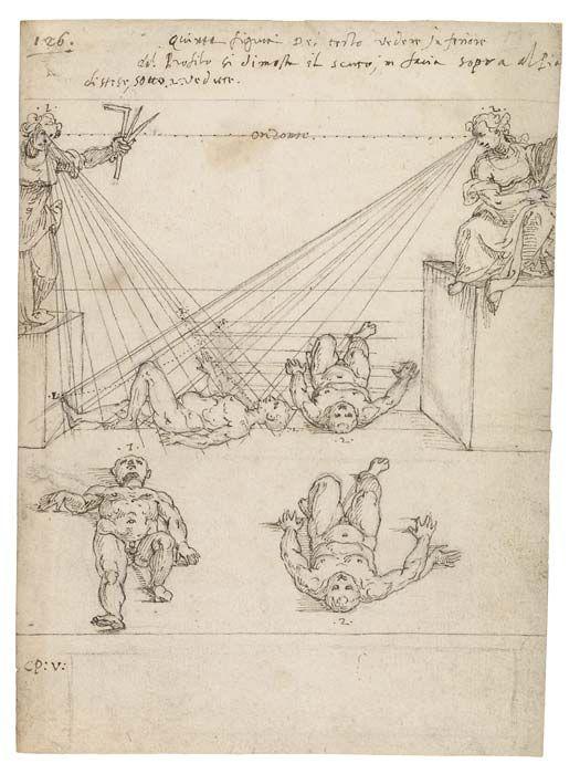 Leonardo da Vinci and the Codex Huygens - fol. 126 - The Morgan Library & Museum Online Exhibitions