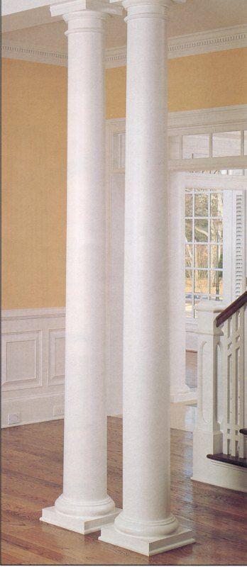 12 best hb g permasnap column wrap images on pinterest for Fiberglass square columns