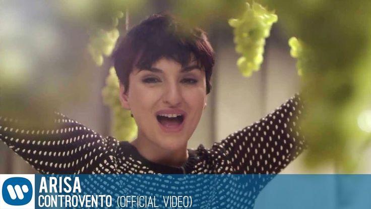 Arisa - Controvento (Videoclip) - Sanremo 2014