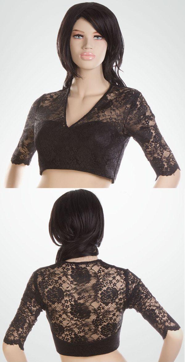 12 Modern Saree Blouse Designs Women should have in Wardrobe - LooksGud.in