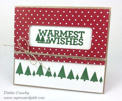 17 best SU Christmas Bliss images on Pinterest | Stampin up ...