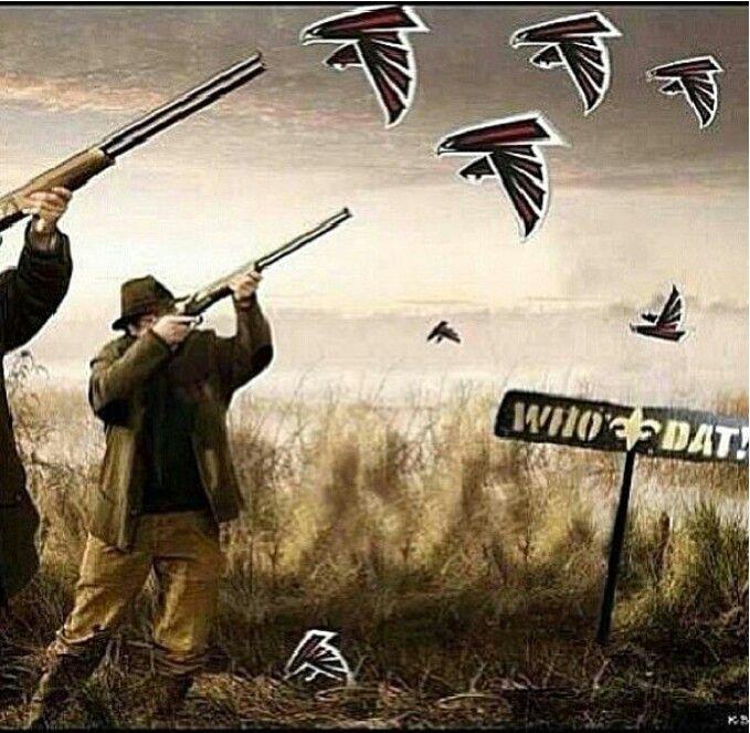 NFL ~ Atlanta Falcon vs. New Orleans Saints